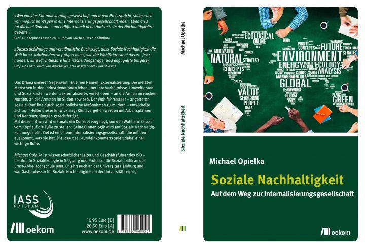 Soziale Nachhaltigkeit – Programmatisches ISÖ-Buch bei oekom erschienen