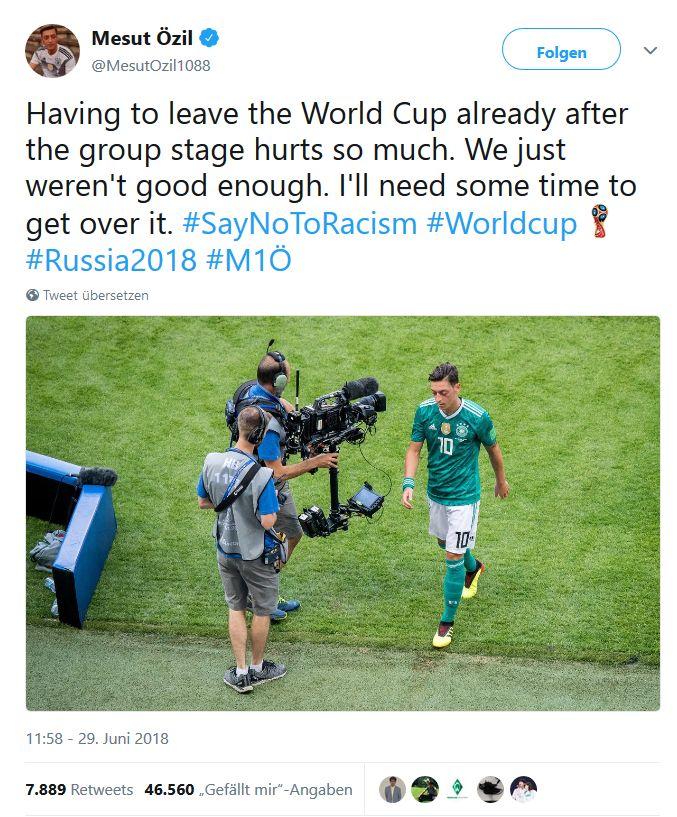 """WM-Aus für Deutschland """"dank"""" AfD und Hasskultur der Desintegration"""