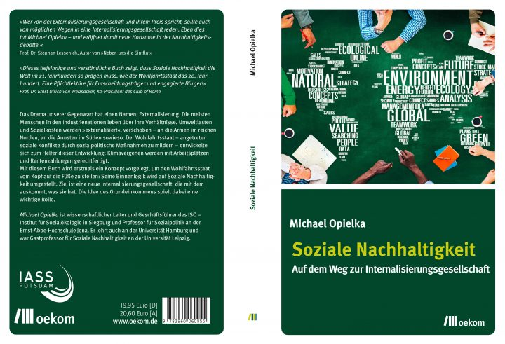 Michael Opielka, Social Sustainability. Towards an internalization society (2017)