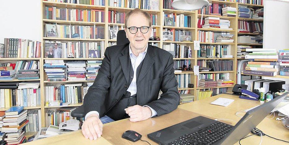 Portrait Prof. Michael Opielka im Kölner Stadt-Anzeiger (25.4.2018)