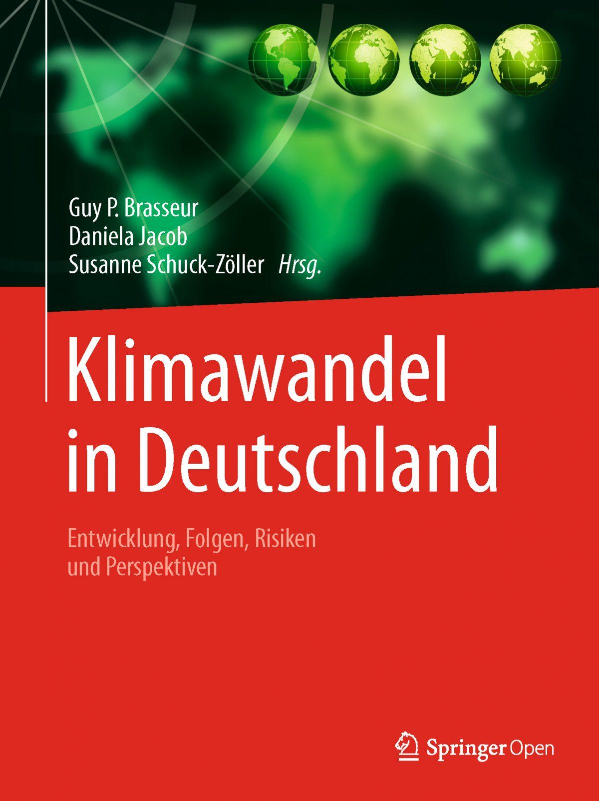 """Neuauflage von """"Klimawandel in Deutschland"""""""